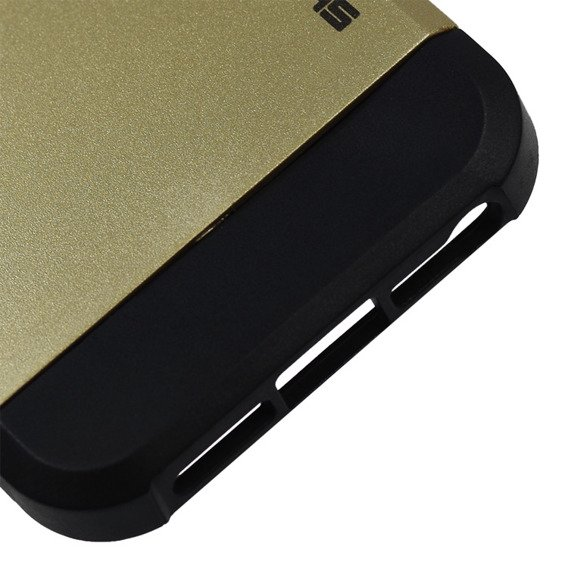 Dual Armor Case for iPhone 5 / 5S / 5SE - Gold