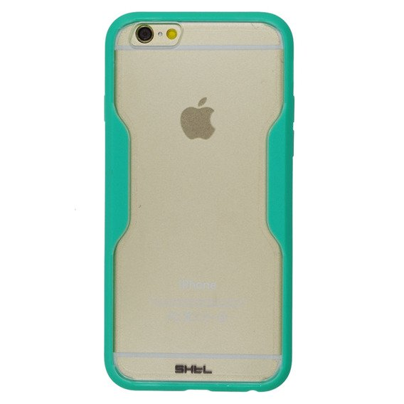 SHTL Fusion Case for iPhone 6/6s 4.7 - Mint/Frost Clear