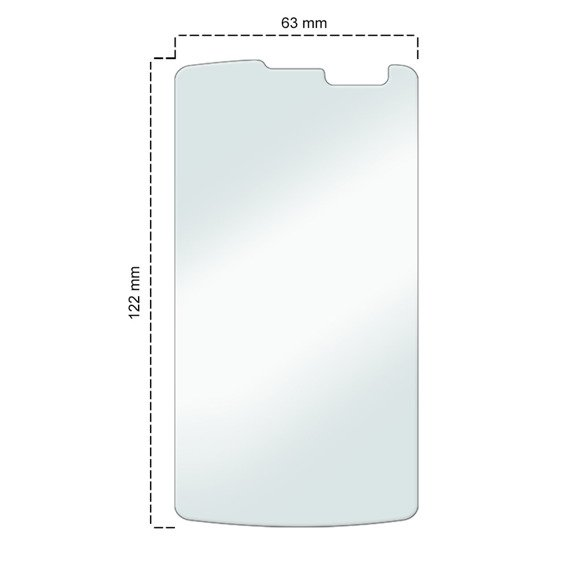 SHTL Premium Tempered Glass Screen Protector for LG L Fino