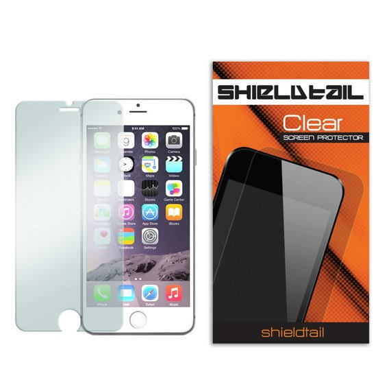 SHTL Glasfolie Hartglas 9H für iPhone 6/6S Plus 5.5
