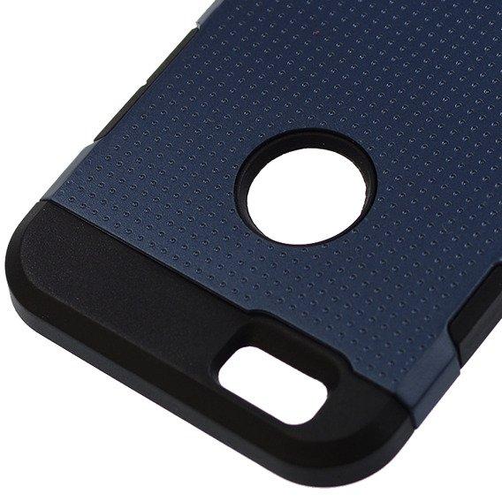 SHTL Etui Dotted Armor iPhone 6 4.7 - Navy Blue
