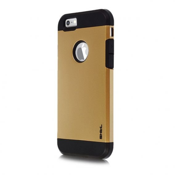 SHTL Etui Dual Armor iPhone 6/6S 4.7 - Gold
