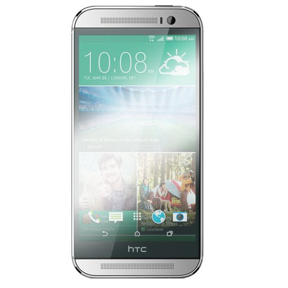 SHTL Premium Tempered Glass Screen Protector for HTC One M8