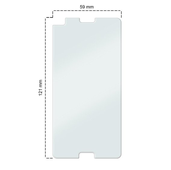 SHTL Premium Tempered Glass Screen Protector for Sony Xperia Z3 Compact