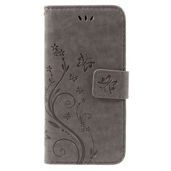 Etui Butterfly Flexi Book Apple iPhone 8/7 4.7 - Grey