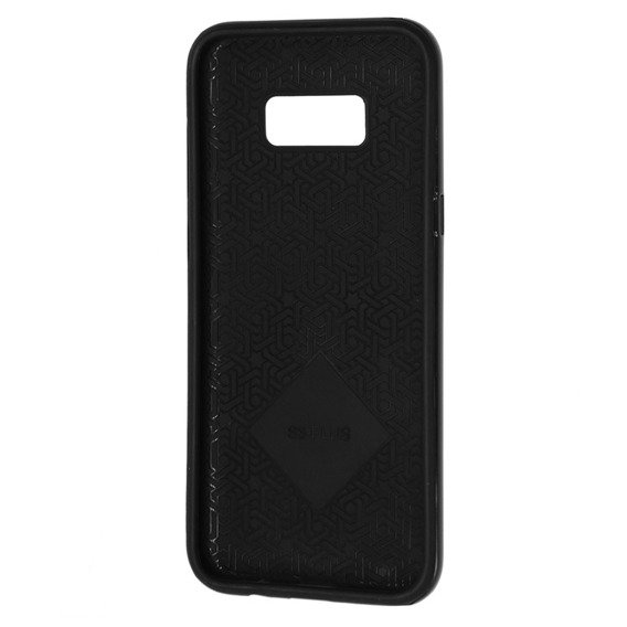 Etui Carbon Gel Case Samsung Galaxy S8 Plus - Black