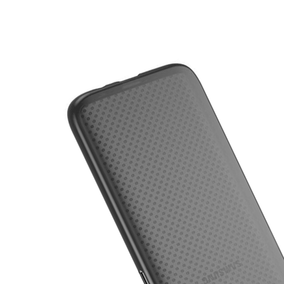 Etui Dots Gel Samsung Galaxy S8 Plus - Black