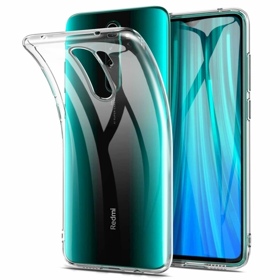 Etui ERBORD Slim Case do Xiaomi Redmi Note 8 Pro - Clear