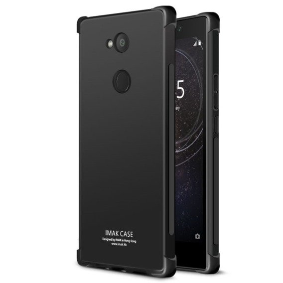 Etui IMAK do Sony Xperia L2, Dropproof, Black