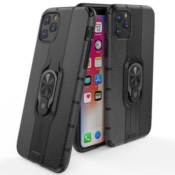 Etui Leather Ring do iPhone 11 Pro Max