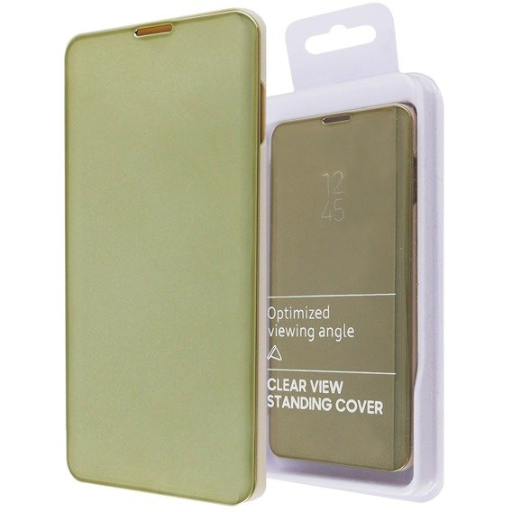 Etui Mirror View Case do Sony Xperia 1 - Gold