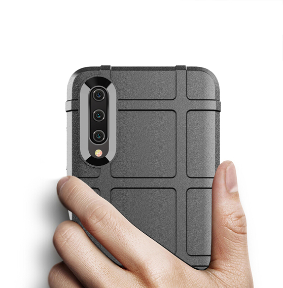 Etui Rugged Shield do Xiaomi Mi A3 - Black