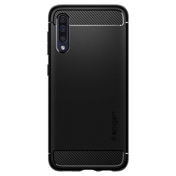Etui SPIGEN do Samsung Galaxy A50 / A30s, Rugged Armor, Black