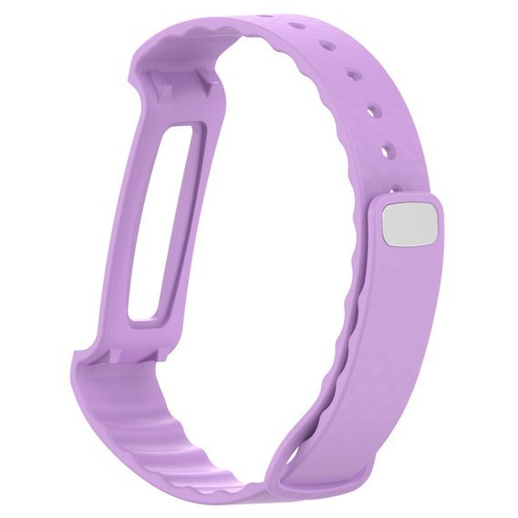 Pasek Smooth do Huawei Band A2 - Purple