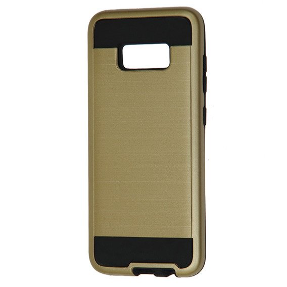 SHTL Etui Brushed Armor Samsung Galaxy S8 - Gold