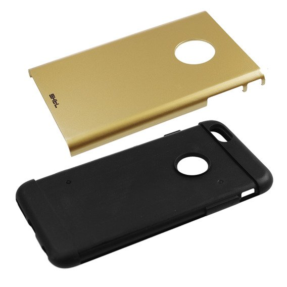 SHTL Etui Dual Armor iPhone 6/6S Plus 5.5 - Gold