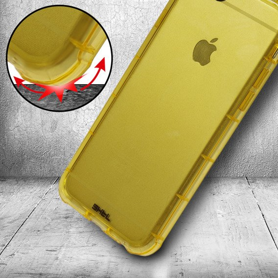 SHTL Etui Strong Cusion Edges TPU Shell iPhone 6/6S Plus 5.5 - Gold
