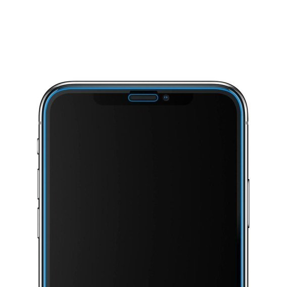 Szkło Hartowane SPIGEN do iPhone 11 Pro / Xs / X, Full Cover
