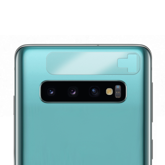 Szkło na Aparat do Samsung Galaxy S10+ Plus