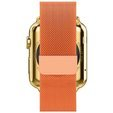 Bransoleta Milanese do Apple Watch 1/2/3/4/5 (38/40MM) - Orange